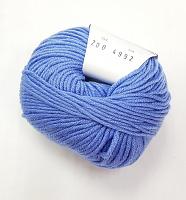 Мерино 125 (Merino 125), цвет 280 ярко голубой