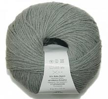 Пряжа Alpachic (Альпашик), цвет 865 серый