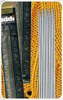 Спицы пятиштучные алюминиевые дл.15см