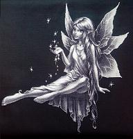 """Набор для вышивания """"Серебристая фея"""""""