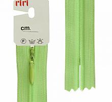Молнии RIRI потайная неразъемная 3 мм 50 см