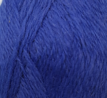Пряжа Рэббит ангора (Rabbit Angora), цвет 26 василек