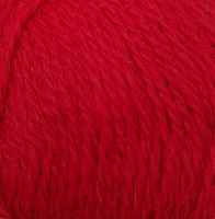 Пряжа Рэббит ангора (Rabbit Angora), цвет 06 красный
