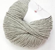 Долли 125 - 444 меланжевый серый