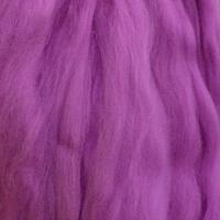 Пряжа LG_Wool (ЛГ Шерсть) для валяния 100% шерсть 100 г  0139 орхидея