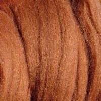 Пряжа LG_Wool (ЛГ Шерсть) для валяния 100% шерсть 100 г  0219 т.золотой