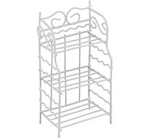"""Миниатюрная мебель """"стойка с полочками"""" 4x6x12 металл"""