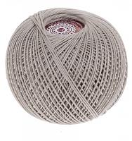 """Пряжа """"Кружевница"""", 20 гр., цвет 6601 серый"""