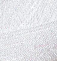 Пряжа Alize Forever Simli № 055 белый