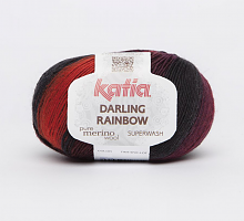 Пряжа Darling Rainbow 302