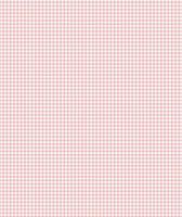 Бязь розовая в мелкую клетку