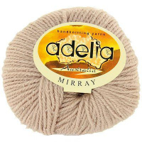 Adelia Mirray № 048 т.бежевый