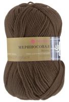 «Мериносовая» 251 коричневый
