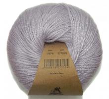 Пряжа Альпака Силк (Alpaca Silk), цвет 7579 светлая сирень
