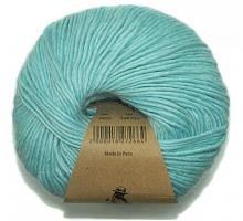 Пряжа Палла (Palla), цвет 4625 нежно бирюзовый