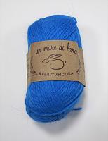 Пряжа Rabbit Angora, цвет 045 темно-бирюзовый