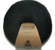 Пряжа Палла (Palla), цвет 500 черный