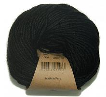 Пряжа Памир (Pamir), цвет 500 черный