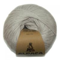 Пряжа Альпака Силк (Alpaca Silk), цвет 8835