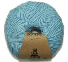 Пряжа Палла (Palla), цвет 2528 небесно голубой