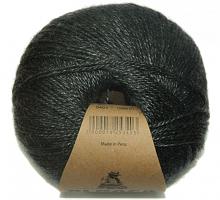 Пряжа Альпака Силк (Alpaca Silk), цвет 403 графит