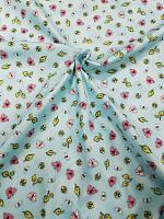 Бабочки мини -В-голубые-53