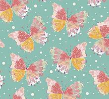 Бабочки средние CONFETTI BLOSSOMS - Н