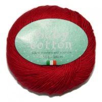 Пряжа Baby Cotton (Беби Котон), цвет 27