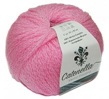 Пряжа Катенелла (Catenella) 241 ярко-розовый