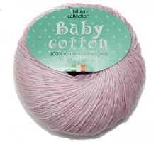 Пряжа Baby Cotton (Беби Котон), цвет 32