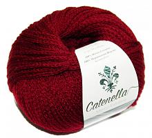 Пряжа Катенелла (Catenella) 105 бургунди