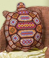 """Набор для вышивания """"Подушка-Черепашка"""" ПД-1551"""