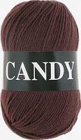 Пряжа Vita Candy, цвет 2535 т.молочный шоколад