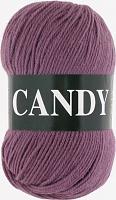 Пряжа Vita Candy, цвет 2534 пыльная роза