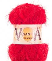 Visantia «TRAFKA» 100 % полиэстер  № 0025 красный