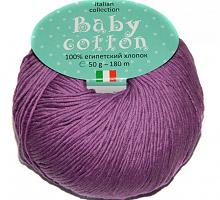 Пряжа Baby Cotton (Беби Котон), цвет 29