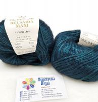 Пряжа Белсаида Макси (Belsaida Maxi), цвет 92629 морская вода
