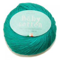 Пряжа Baby Cotton (Беби Котон), цвет 49