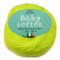Пряжа Baby Cotton (Беби Котон), цвет 38