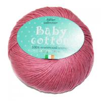 Пряжа Baby Cotton (Беби Котон), цвет 22