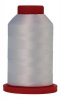 Оверлочная полупрозрачная нить, AMANN GROUP METTLER, SERALENE, 2000 м  №2000 белые