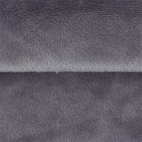 Плюш PEPPY, фасовка 48х48 см, цвет 18 т.серый