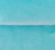 Плюш PEPPY, фасовка 48х48 см, цвет 03 бирюзовый