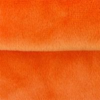 Плюш PEPPY, фасовка 48х48 см, цвет 08 оранжевый