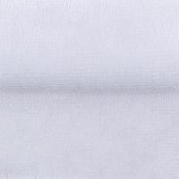 Плюш PEPPY, фасовка 48х48 см, цвет 20 яр.белый