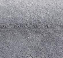 Плюш PEPPY, фасовка 48х48 см, цвет 12 серый