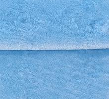 Плюш PEPPY, фасовка 48х48 см, цвет 04 голубой