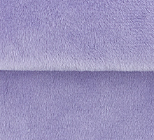 Плюш PEPPY, фасовка 48х48 см, цвет 15 сиреневый