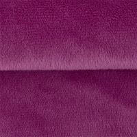 Плюш PEPPY, фасовка 48х48 см, цвет 19 т.фуксия