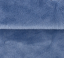 Плюш PEPPY, фасовка 48х48 см, цвет 11. св.синий